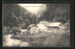 AK Horboden-Diemtigtal, Blick Auf Das Gasthaus - BE Berne