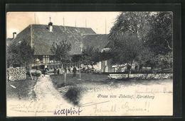 AK Zürich, Tobelhof, Zürichberg - ZH Zurich