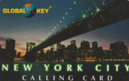 PREPAYD PHONE CARD STATI UNITI (E51.1.3 - Andere