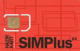 SIM WITH GSM TURCHIA (E51.3.2 - Türkei