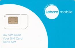 SIM WITH GSM BELGIO (E51.6.2 - Belgien