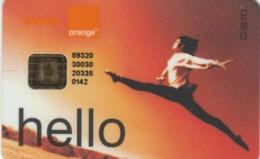 SIM WITH GSM FRANCIA (E51.6.8 - Frankreich