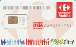SIM WITH GSM BELGIO (E51.7.3 - Belgien
