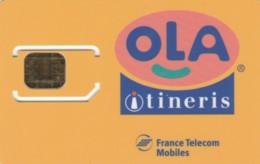 SIM WITH GSM FRANCIA (E51.10.8 - Frankreich