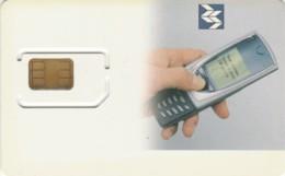 SIM WITH GSM FRANCIA (E51.11.6 - Frankreich