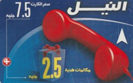 PHONE CARD EGITTO (E51.12.4 - Aegypten