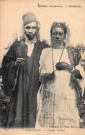 CPA AFRIQUE OCCIDENTALE - SENEGAL - SAINT-LOUIS - Couple Ouolof - Senegal