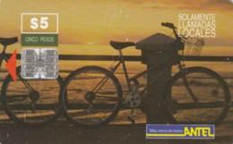 PHONE CARD URUGUAY (E51.15.6 - Uruguay