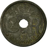Monnaie, Danemark, Christian X, 10 Öre, 1943, Copenhagen, TB+, Zinc, KM:822.2a - Dänemark