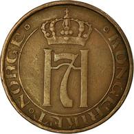 Monnaie, Norvège, Haakon VII, 5 Öre, 1929, Kongsberg, TB+, Bronze, KM:368 - Noruega