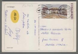 C4563 GERMANY Postal History 2000 LANDTAG RHEINLAND - PFALZ 110 (m) - [7] Repubblica Federale