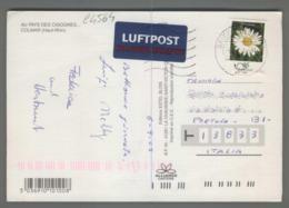 C4564 GERMANY Postal History 2005 FLOWERS MARGERITE 45 COLMAR (m) - [7] Repubblica Federale