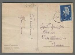 C4577 HELLAS Postal History 1957 AP 2 (m) - Storia Postale