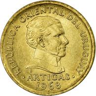 Monnaie, Uruguay, Peso, 1968, Santiago, SUP, Nickel-brass, KM:49 - Uruguay
