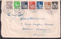 Deustche Bundespost - 1950 - Brief - - Lettres & Documents
