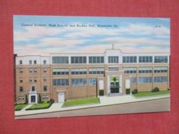 Catholic High School  Allentown Pennsylvania    Ref   3658 - United States