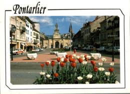 Pontarlier Quartier De La Porte Saint Pierre 1994   CPM Ou CPSM - Pontarlier