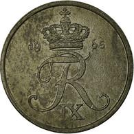 Monnaie, Danemark, Frederik IX, Ore, 1965, Copenhagen, TB+, Zinc, KM:839.2 - Dänemark