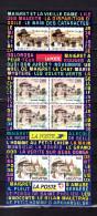 """"""" FRANCE BELGIQUE SUISSE : G. SIMENON """". Pochette D'Emission Commune De 1994 SOUS BLISTER N° YT 4 X 2911+ ...PPEC - Emissions Communes"""