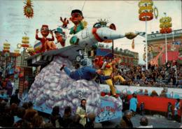 ! Modern Postcard,  Carneval De Nice, 1978, Karneval, Le Roi Des Airs, Concorde - 1946-....: Moderne