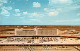 ! Modern Postcard, Miami International Airport, Aerodrome, Flughafen, Florida - Aerodrome
