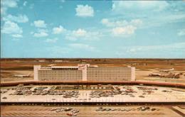 ! Modern Postcard, Miami International Airport, Aerodrome, Flughafen, Florida - Aerodromes