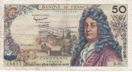 France - Billet De 50 Francs Type Racine - 6 Décembre 1962 - 1962-1997 ''Francs''
