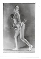 """Joséphine BAKER - ... Artiste Music-hall Américaine - Revue """"Folie Du Jour"""" Paris, Folies Bergères 1926-1927  (N° 4) - Entertainers"""