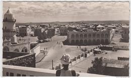 DJIBOUTI  PANORAMA DE VILLAGE CPSM 9X14 1953 TBE - Djibouti