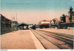 SUEZ COLMAR STREET STATION TBE - Suez