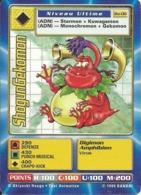 B - CARTE DIGIMON SHOGUNGEKOMON BO-08 FR ETAT COURANT (Bords Légèrement Usés) - Trading Cards