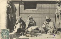 Marchands De Flutes RV - Algérie