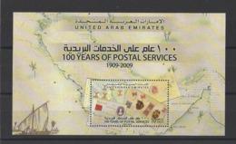 EMIRATS ARABES UNIS.  YT  Bloc N° 48  Neuf **  2009 - United Arab Emirates