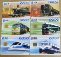 China,Commemoration Of The First Issuance Of Tietong IC Card,train - China