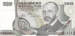 Autriche - Billet De 100 Schilling - 2 Janvier 1984 - Eugen Böhm Von Bawerk - P150 - Neuf - Oostenrijk