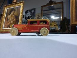 Ancienne Voiture à Cle Fabrication Francaise Memo - Toy Memorabilia