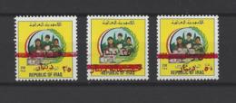 IRAQ.  YT   N° 1389/1391  Neuf **  1996 - Iraq