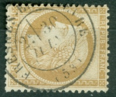 Cad Fresnes En Woevre Meuse  Sur 55 B/TB - 1849-1876: Classic Period