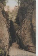 AK 0326  Gutenstein - Lange Brücke Mit Ruine / Verlag Riesch Um 1911 - Gutenstein