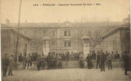 TOULON  Caserne Goubion St Cyr RV - Toulon
