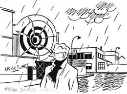 Thematiques Personnages Bande Dessinée Stanislas Rullier - Comicfiguren
