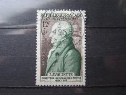VEND BEAU TIMBRE DE FRANCE N° 969 !!! (c) - France