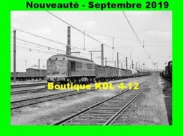 AL 610 - Train - Loco 040 DA 16 (CC 65516) Au Triage De VALENTON - Val De Marne - SNCF - Treni