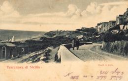 12739 - Terranova Di Sicilia (Gela) - Fuori Le Mura ( Caltanissetta ) F - Gela
