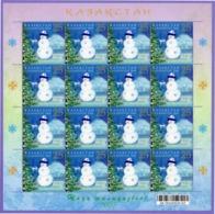 Kazakhstan 2006. Happy New Year. Mi #Klb. 559 - Kazajstán