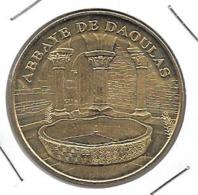 Jeton Touristique 29 Daoulas  2007 - Monnaie De Paris