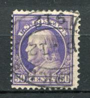 USA Nr.201      O  Used       (6537) - United States
