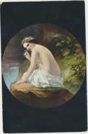 75-489 Art Painting  Russia Estonia Neff Granberg Stockholm - Schilderijen