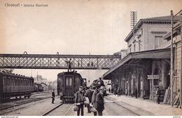 GENOVA CHIAVARI INTERNO STAZIONE TBE - Genova
