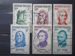 VEND BEAUX TIMBRES DE FRANCE N° 1082 - 1087 !!! (f) - France